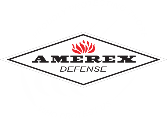 Amerex Defense logo