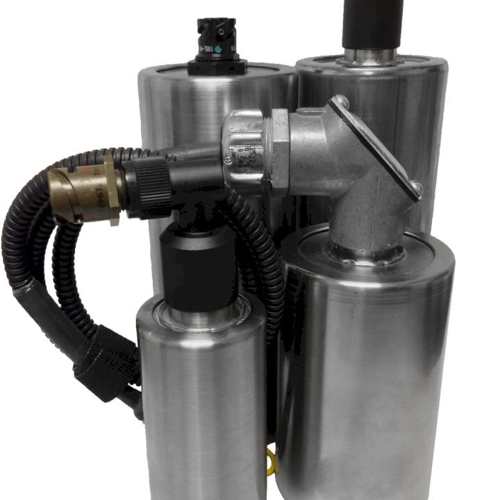 Aerosol Generator Fire Suppression